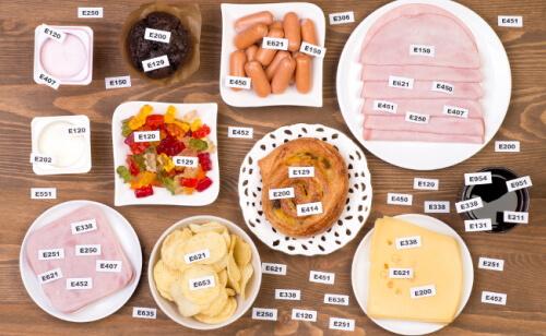 食品添加物の存在を意識する