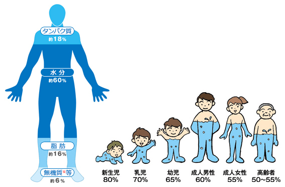 水を飲む10の効果とメリット&飲水効果を高める正しい飲み方