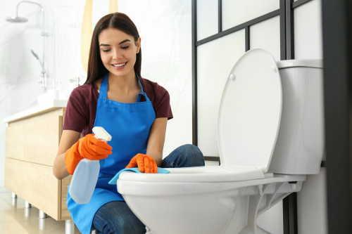 幸運を引き寄せる!運氣を上げるトイレ掃除の方法とコツ