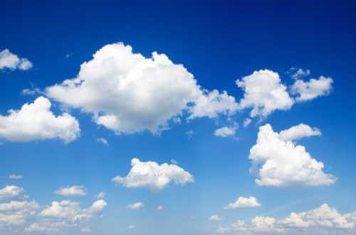 とても大切!神棚の上に「雲」の意味とは?