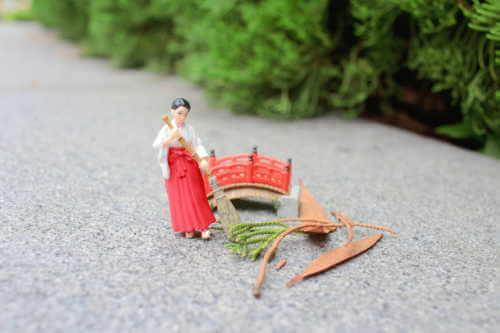 日常の神棚の掃除の仕方~準備や日程、手順を解説!